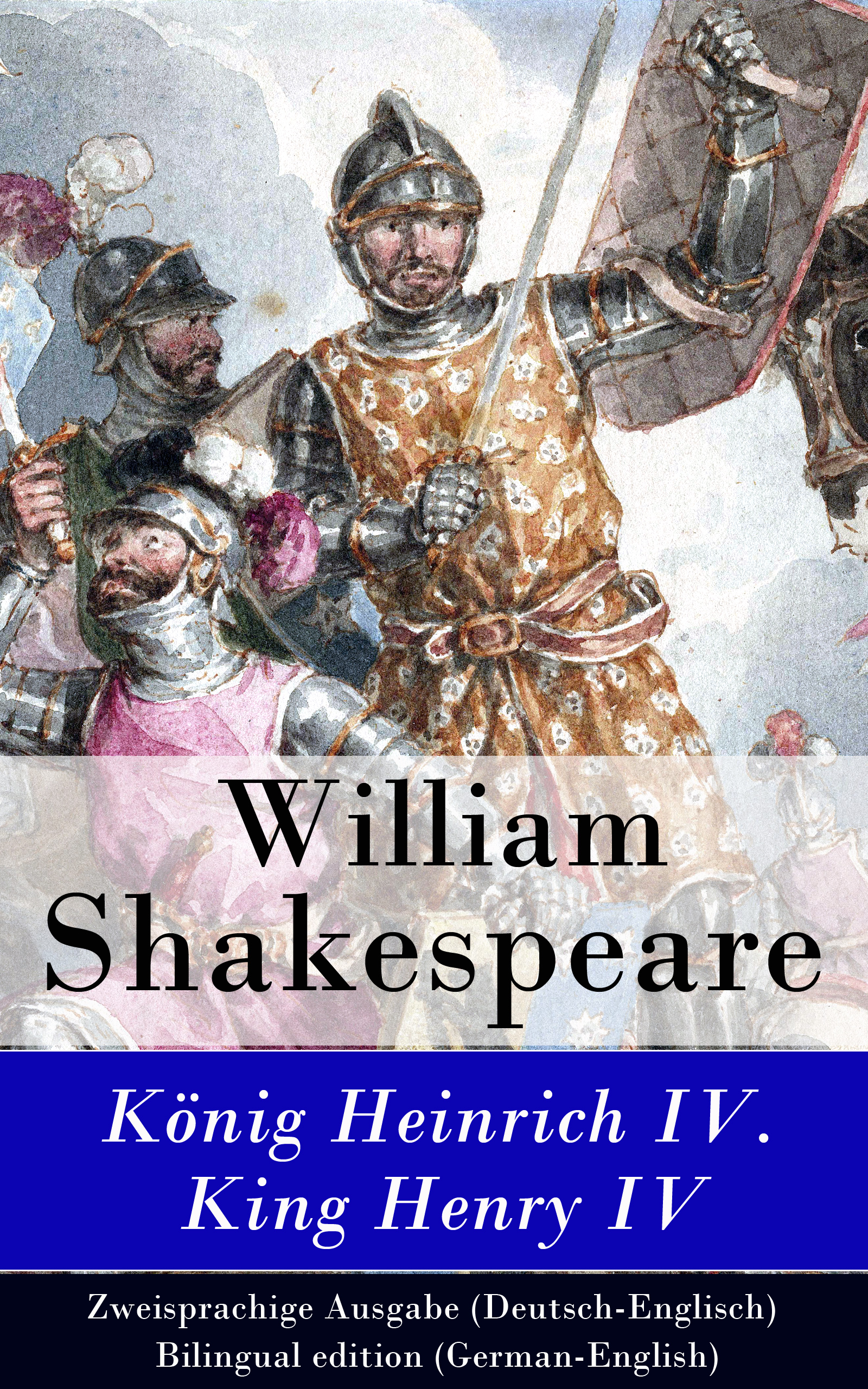 konig heinrich iv king henry iv zweisprachige ausgabe deutsch englisch bilingual edition german english