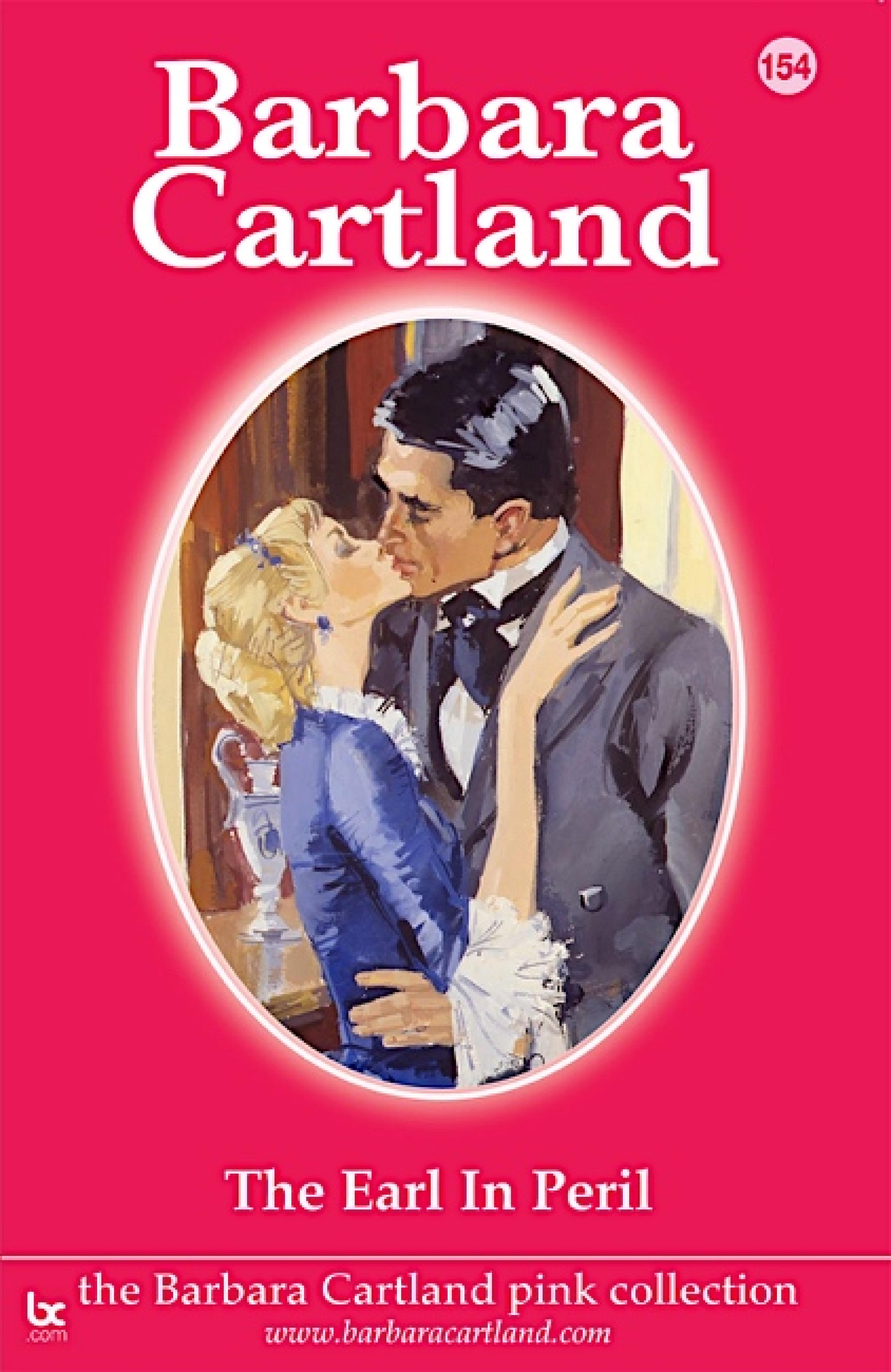 Barbara Cartland The Earl in Peril sarah westleigh the impossible earl