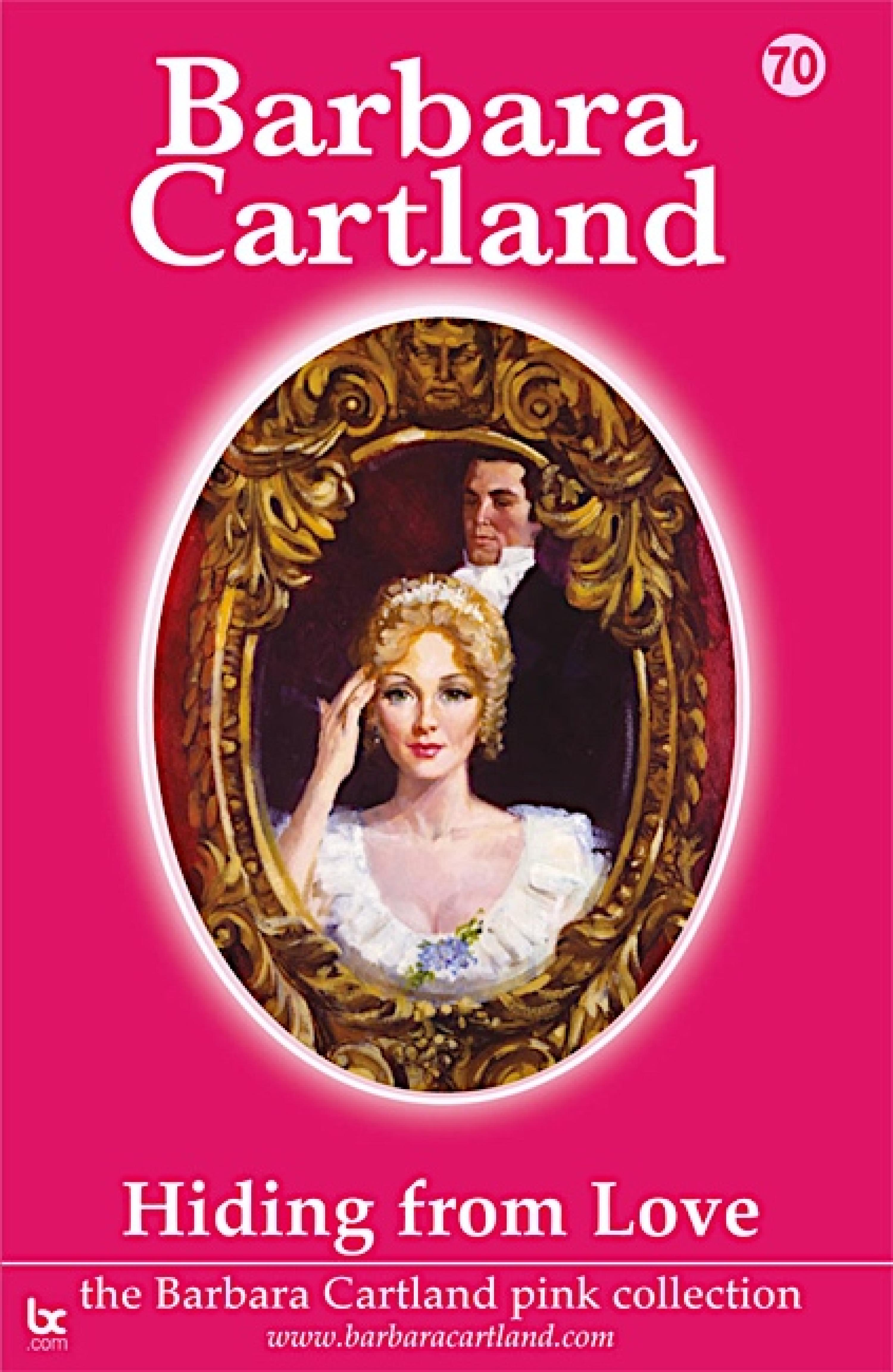 Barbara Cartland Hiding from Love barbara cartland magic from the heart