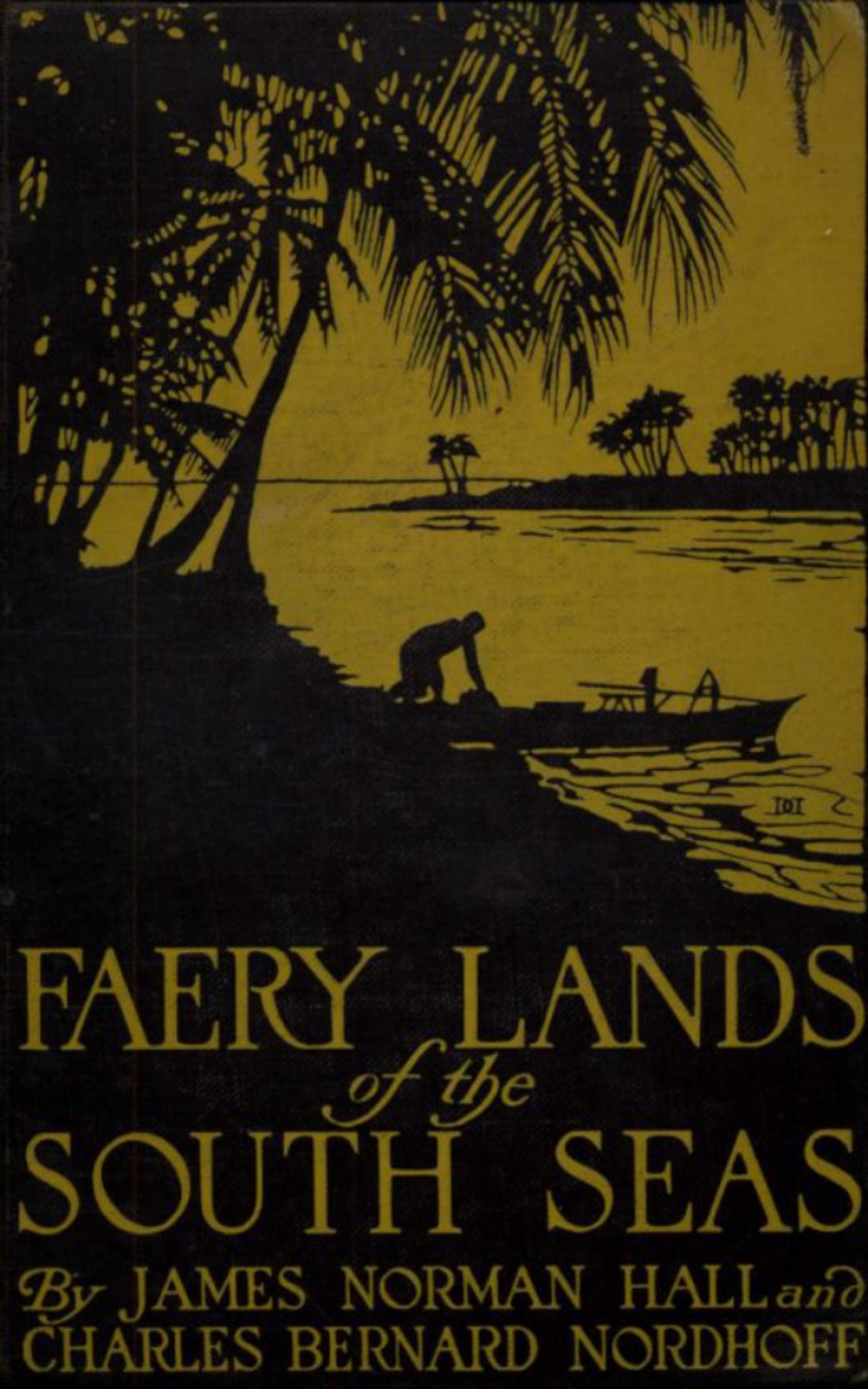 James Norman Hall Faery Lands of the South Seas - James Norman Hall, Charles Bernard Nordhoff цена и фото