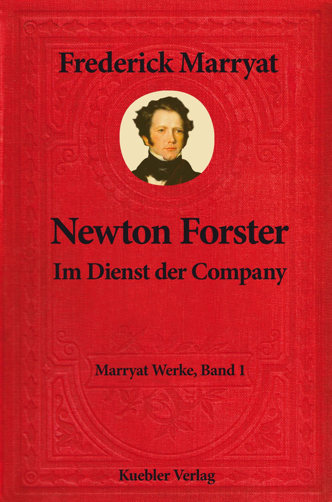 цена на Фредерик Марриет Newton Forster