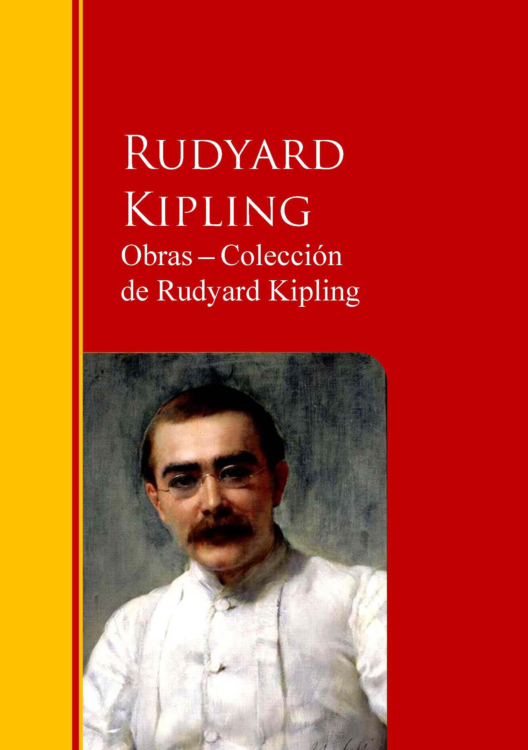 obras coleccion de rudyard kipling