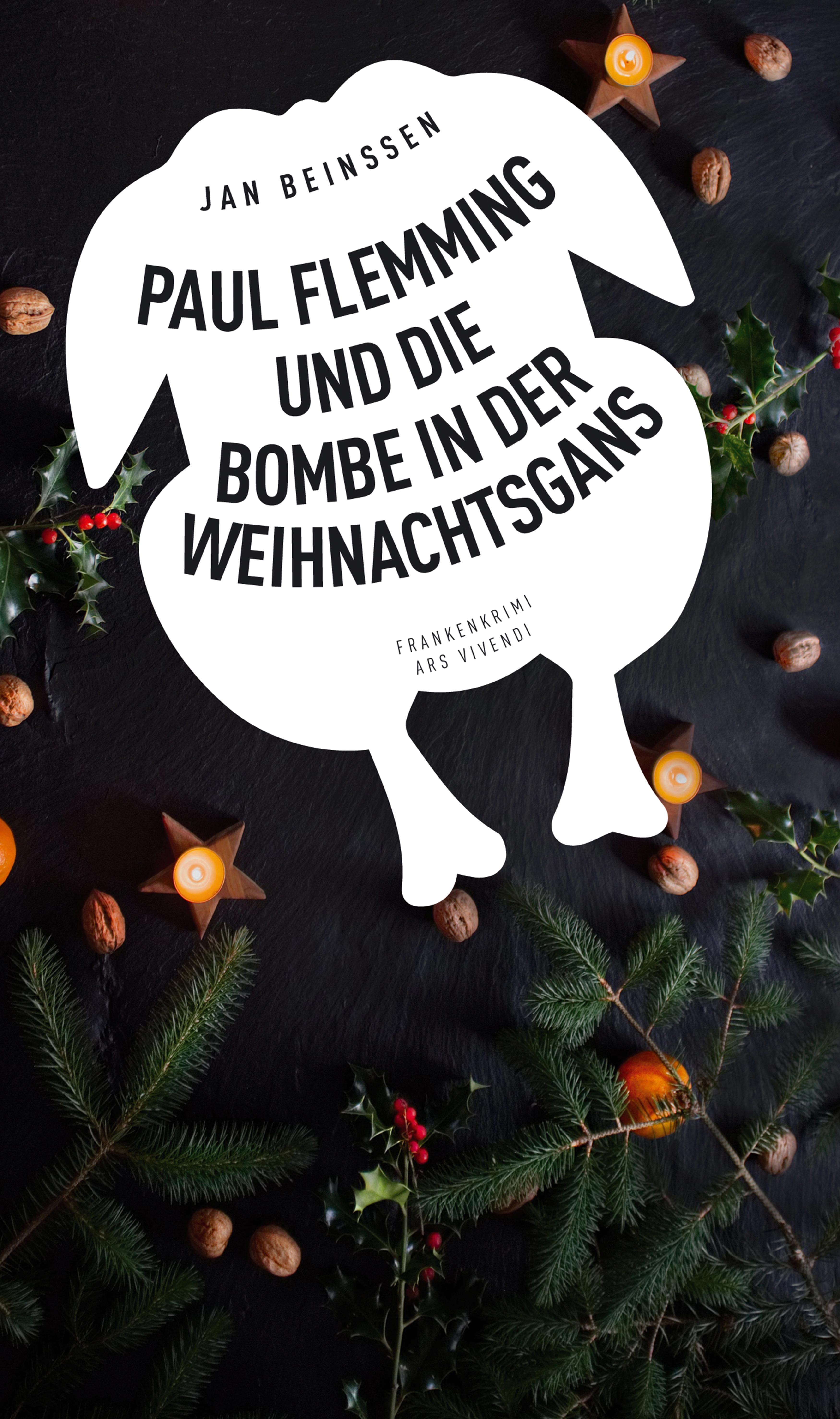 Jan Beinßen Paul Flemming und die Bombe in der Weihnachtsgans - Frankenkrimi flemming dalum pres zyx italo disco in the mix