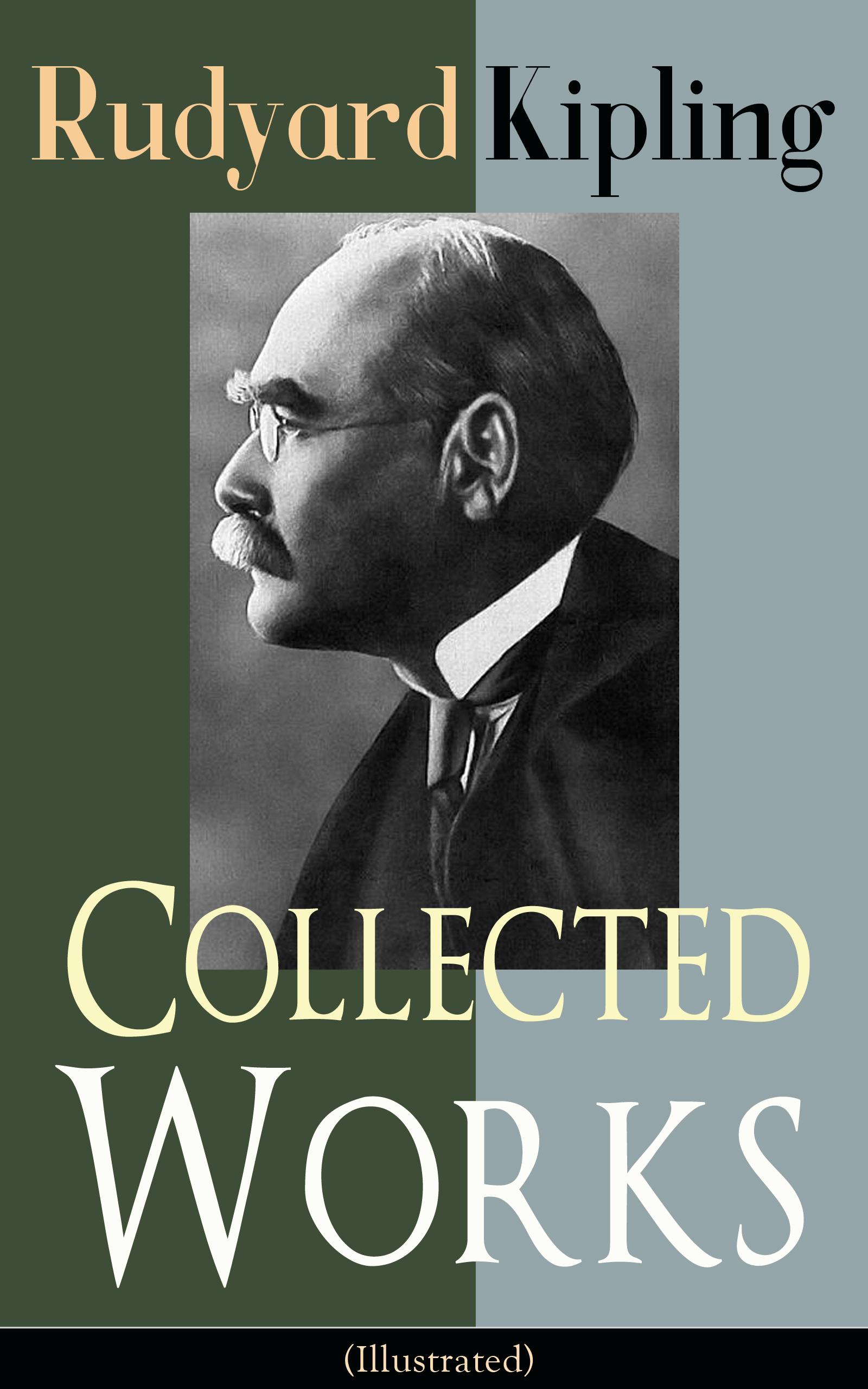 collected works of rudyard kipling illustrated