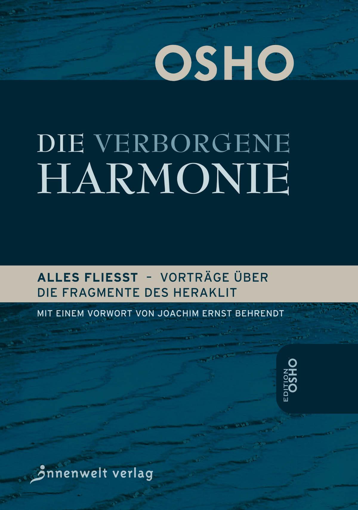 Osho Die Verborgene Harmonie