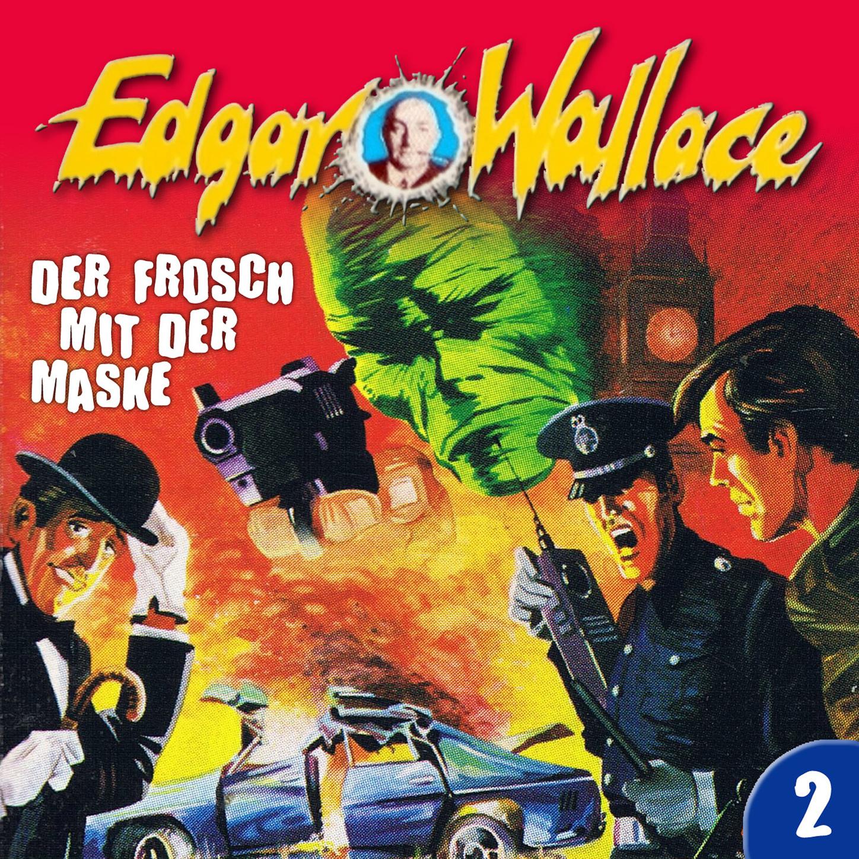 Фото - Edgar Wallace Edgar Wallace, Folge 2: Der Frosch mit der Maske edgar wallace der doppelgänger