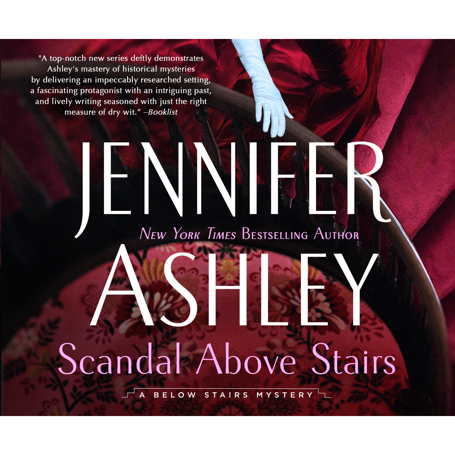 Jennifer Ashley Scandal Above Stairs - A Below Stairs Mystery, Book 2 (Unabridged) from above and below