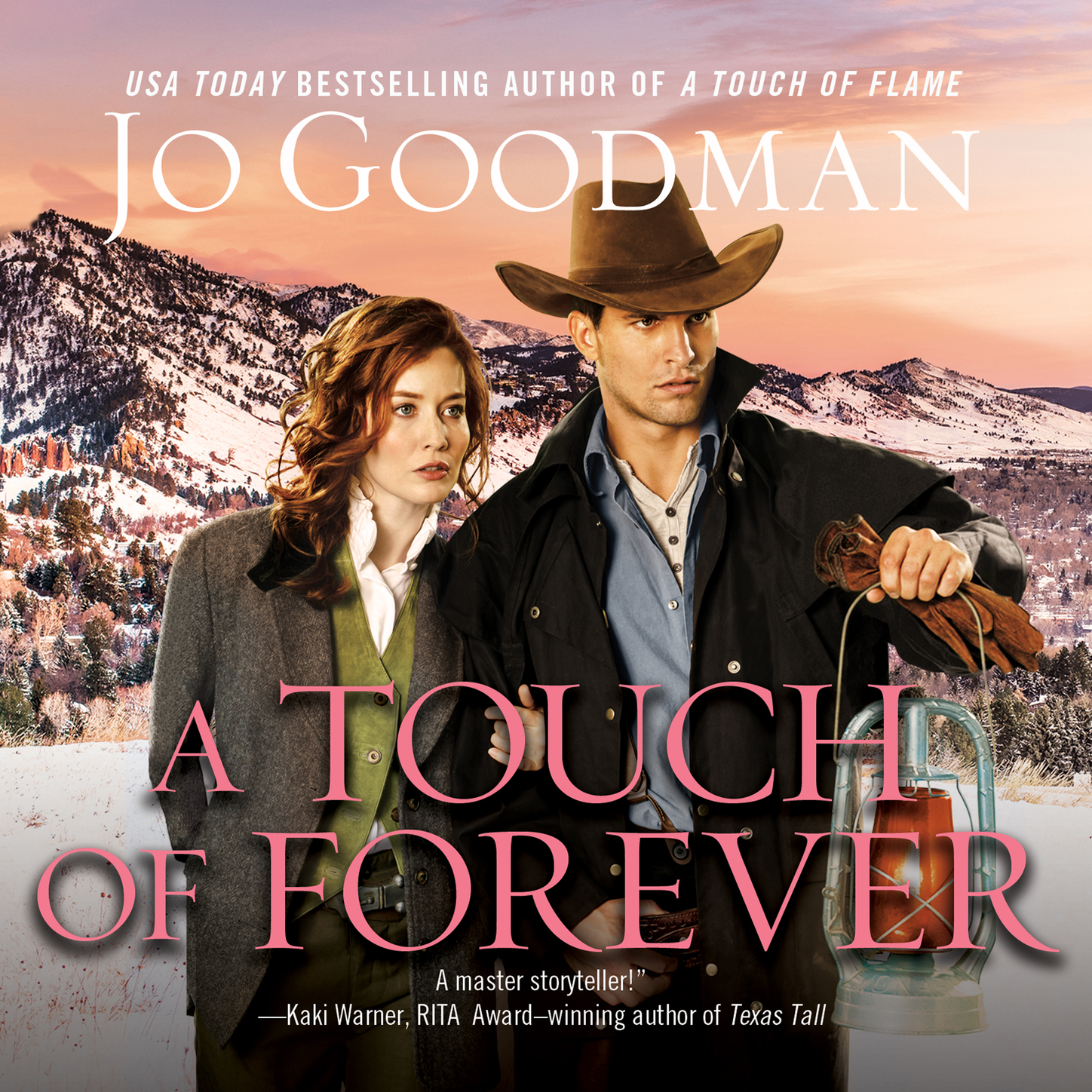 Jo Goodman A Touch of Forever - The Cowboys of Colorado, Book 3 (Unabridged) a touch of frost