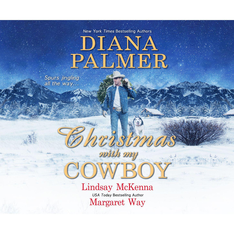 Christmas with My Cowboy (Unabridged)