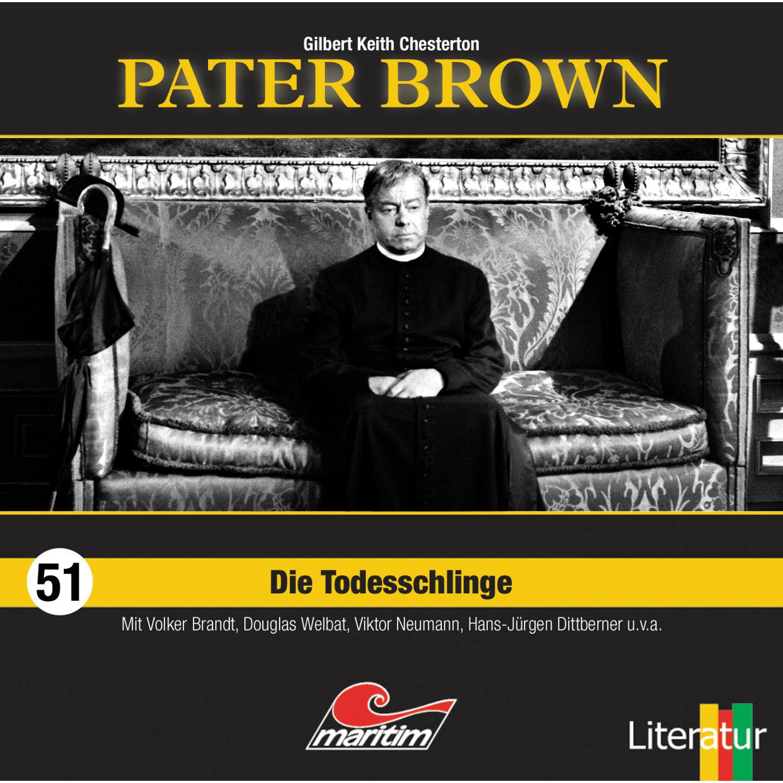 Pater Brown, Folge 51: Die Todesschlinge