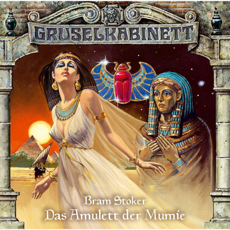 Bram Stoker Gruselkabinett, Folge 2: Das Amulett der Mumie stoker bram drakula isbn 978 5 521 00197 2