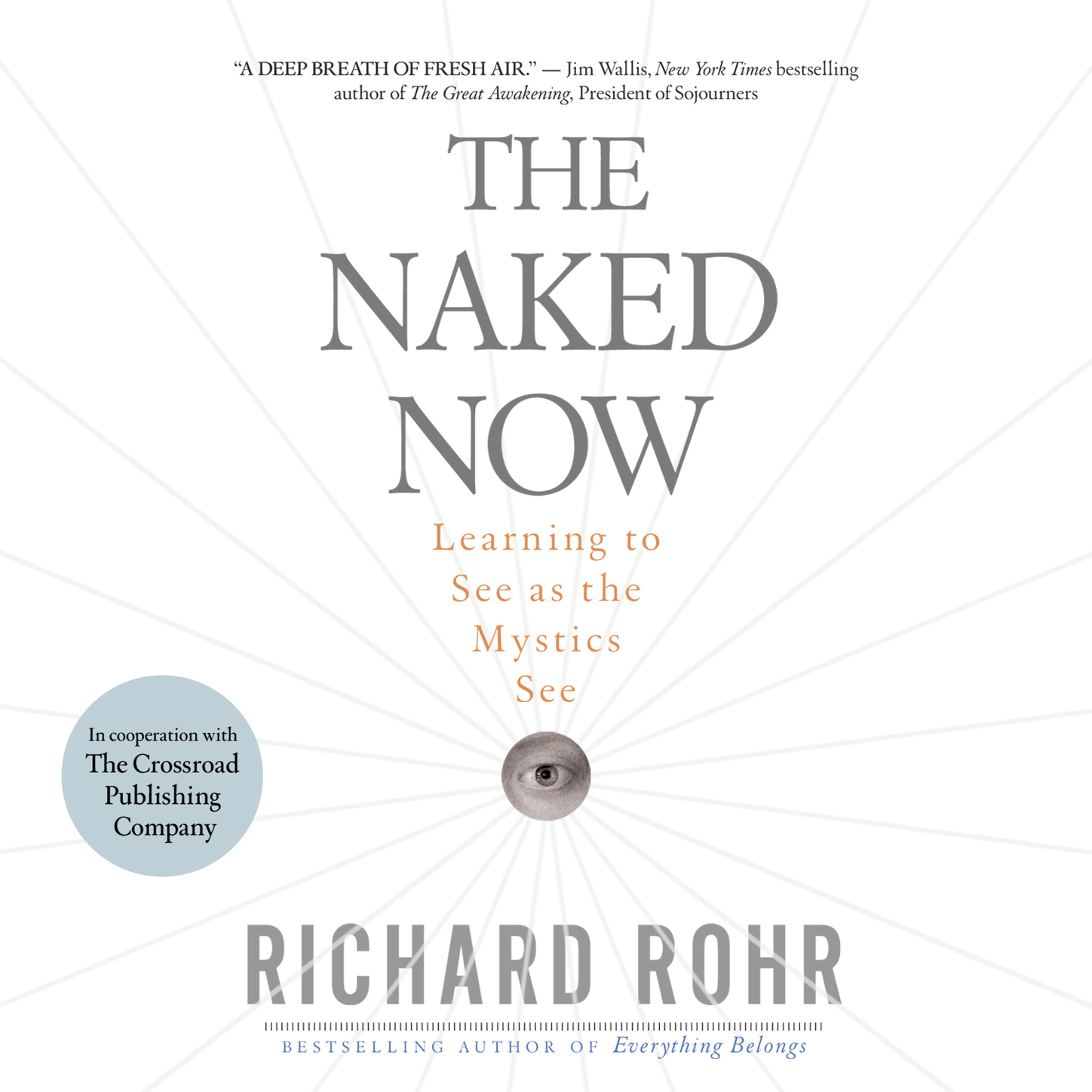 цена на Richard Rohr The Naked Now - Learning To See As the Mystics See (Unabridged)