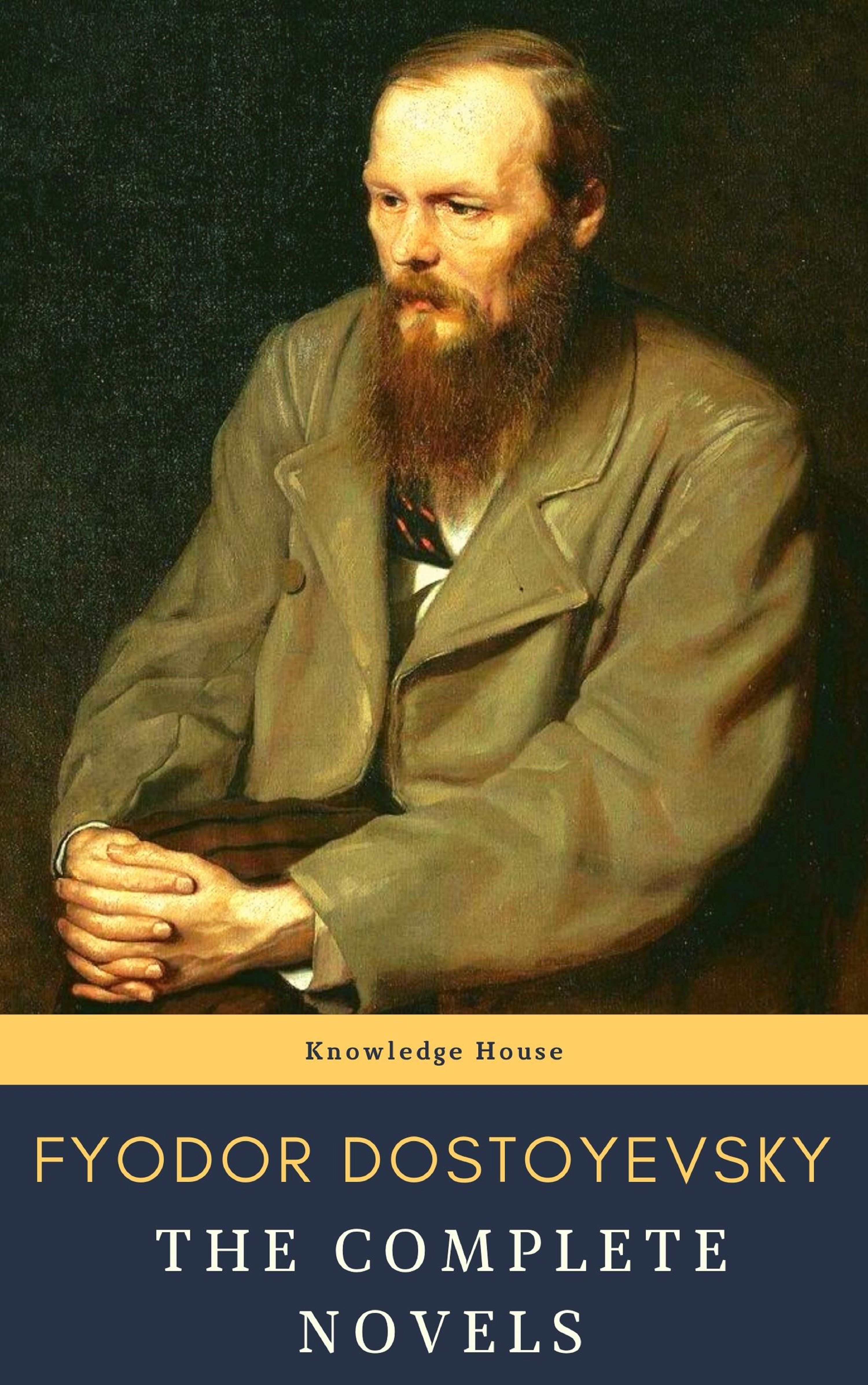Knowledge house Fyodor Dostoyevsky: The Complete Novels the complete book of the flower fairies