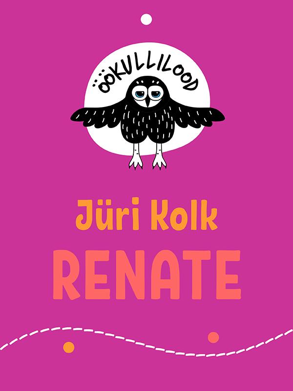 цена на Jüri Kolk Renate