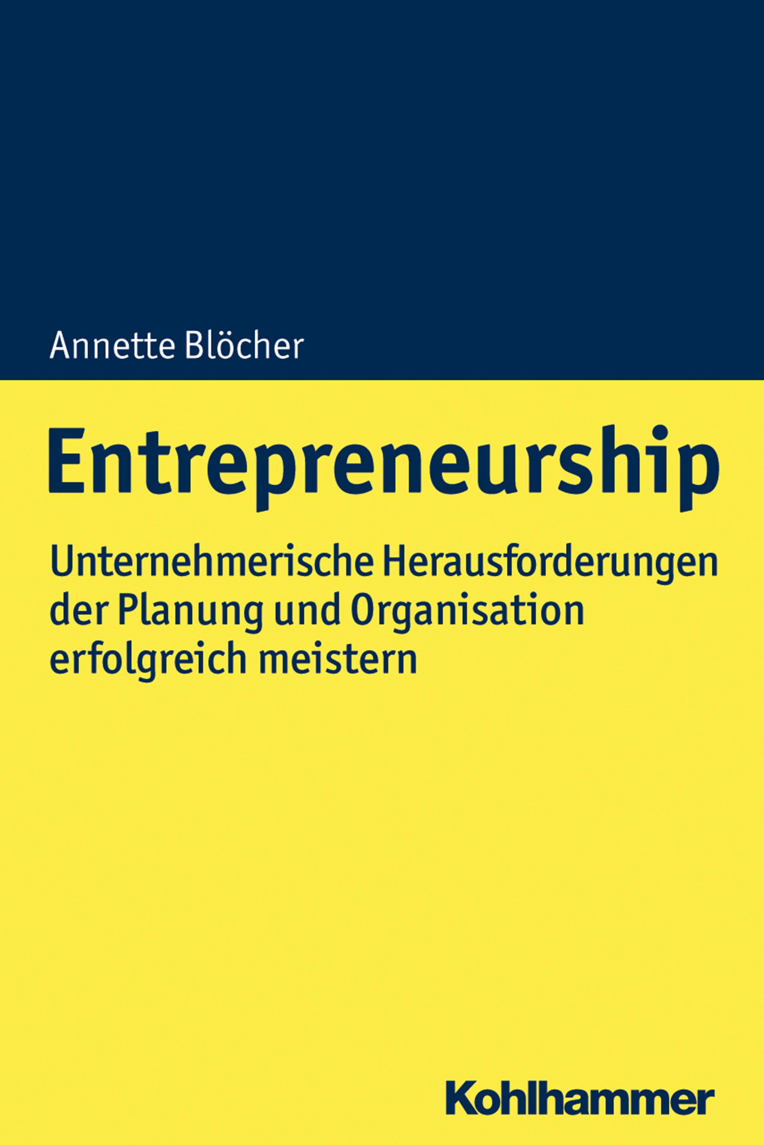 Annette Blöcher Entrepreneurship julian ostendorf die einflussnahme der verbande auf die entscheidungsfindung im gesetzgebungsprozess