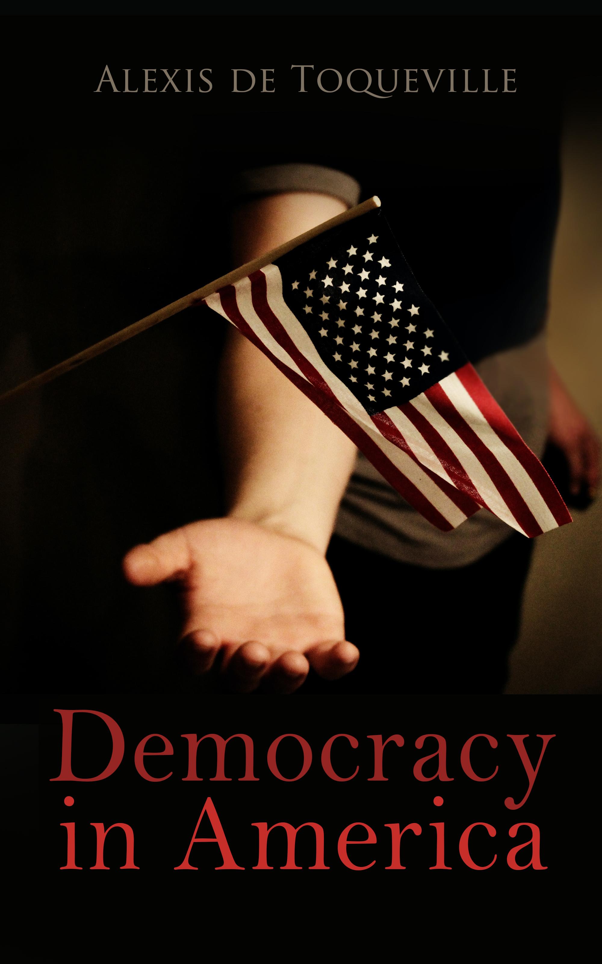 Alexis de Toqueville Democracy in America patapios tranakas ict democracy