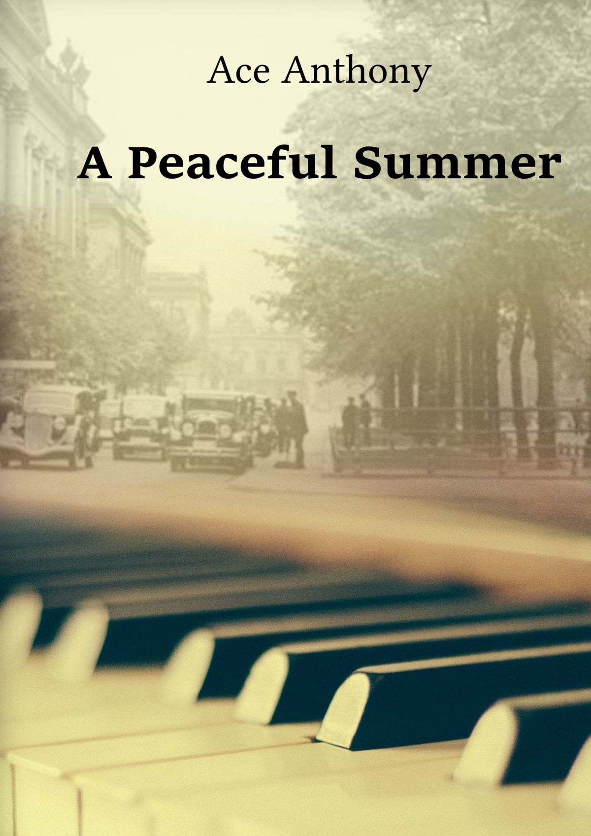 Ace Anthony A Peaceful Summer наушники fostex te05