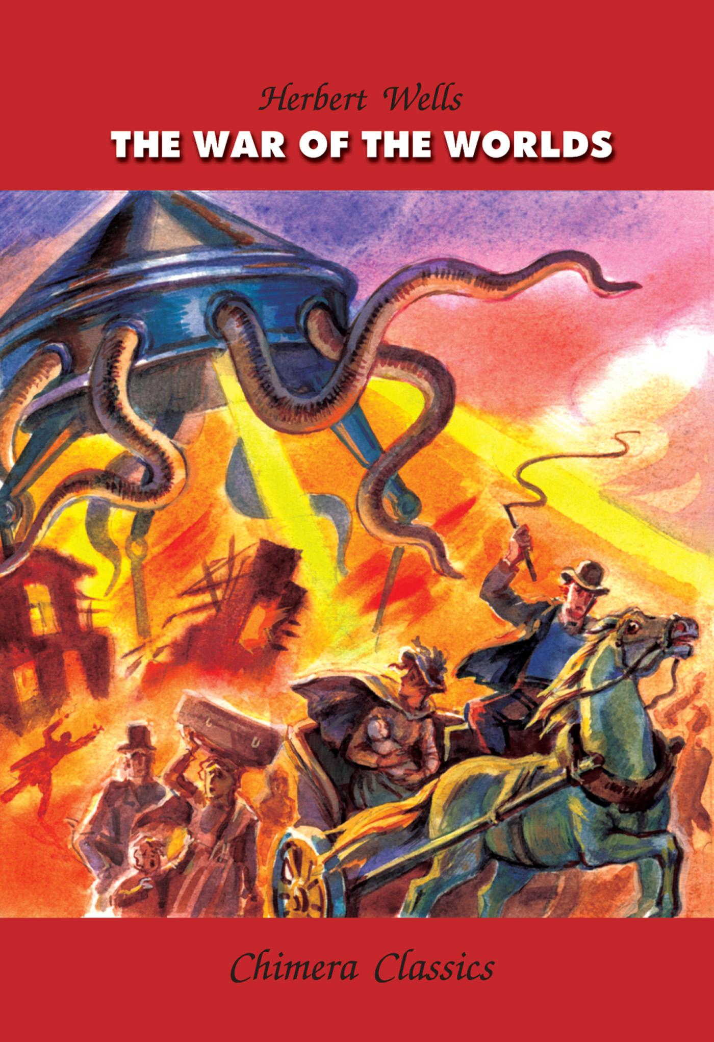 Герберт Джордж Уэллс The War of the Worlds / Война миров герберт джордж уэллс остров доктора моро книга для чтения на английском языке