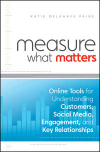 книга Measure What Matters. Online Tools For Understanding Customers, Social Media, Engagement, and Key Relationships