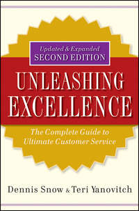 книга Unleashing Excellence. The Complete Guide to Ultimate Customer Service
