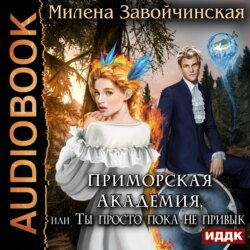 Завойчинская Милена Валерьевна Приморская академия, или Ты просто пока не привык обложка