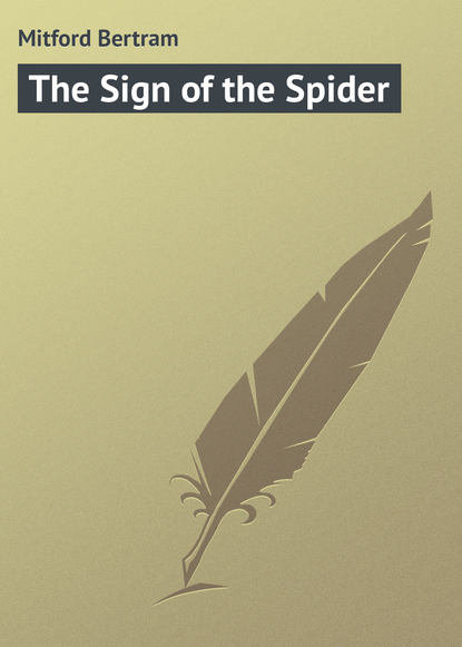 Mitford Bertram The Sign of the Spider the mitford murders