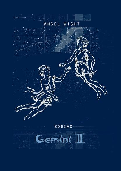 Angel Wight Gemini. Zodiac baseus многоцветный 03 м