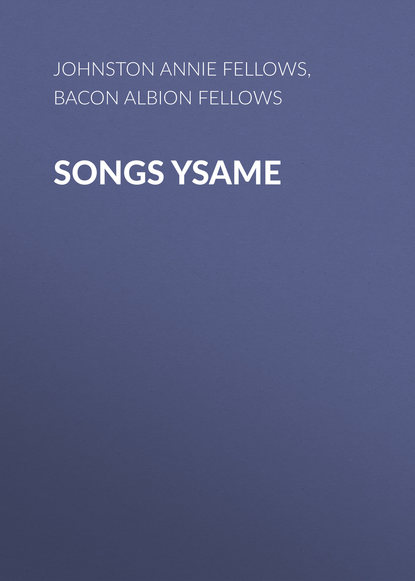 Johnston Annie Fellows Songs Ysame johnston annie fellows in league with israel a tale of the chattanooga conference