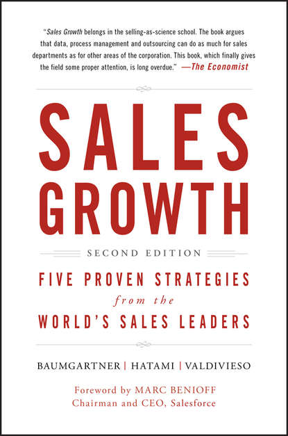 Marc Benioff Sales Growth. Five Proven Strategies from the World's Sales Leaders goran krpan successful implementation of crm in sales departments