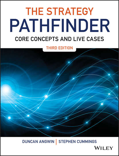 Фото - Duncan Angwin The Strategy Pathfinder. Core Concepts and Live Cases martin kunc strategic analytics integrating management science and strategy