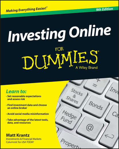 Matt Krantz Investing Online For Dummies