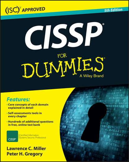 Peter Gregory H. CISSP For Dummies richard langley h organic chemistry ii for dummies