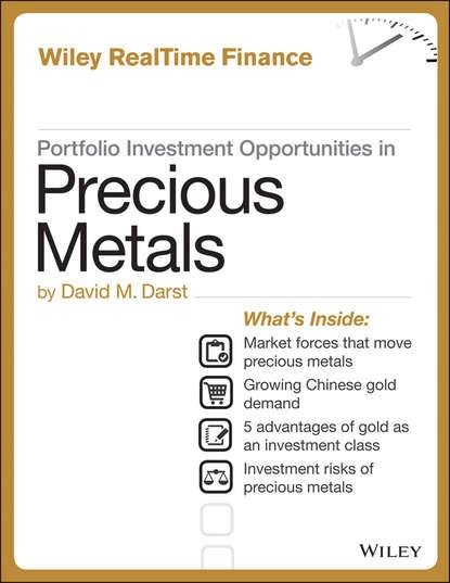 David M. Darst Portfolio Investment Opportunities in Precious Metals david m darst portfolio investment opportunities in india