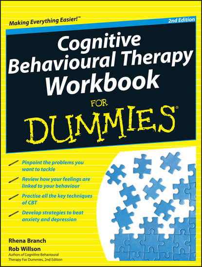Rob Willson Cognitive Behavioural Therapy Workbook For Dummies bill dyszel outlook 2013 for dummies