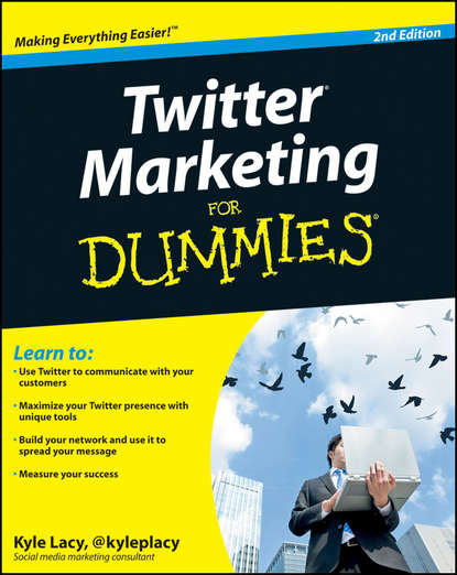 Kyle Lacy Twitter Marketing For Dummies