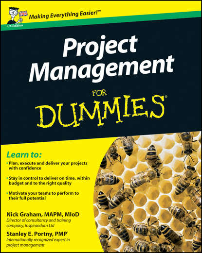 Фото - Nick Graham Project Management For Dummies stanley portny e project management for dummies