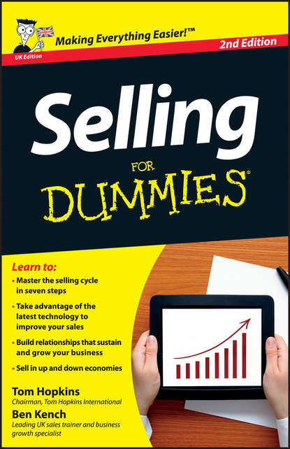 Ben Kench Selling For Dummies ben kench selling for dummies