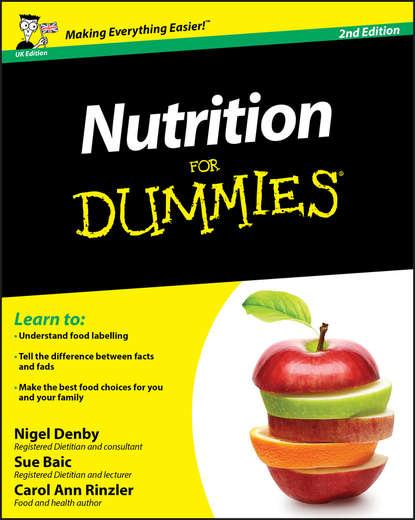 Nigel Denby Nutrition For Dummies шампунь chapter