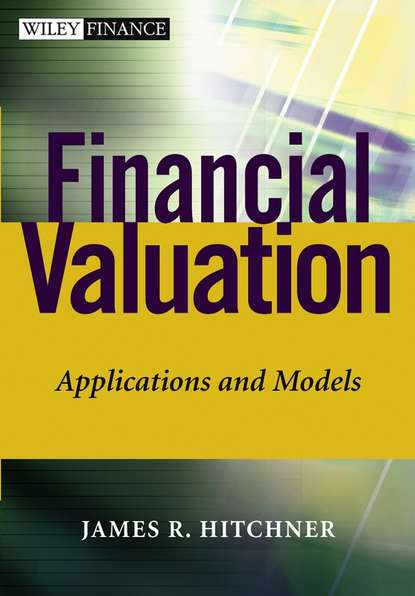 James Hitchner R. Financial Valuation. Applications and Models application of cvm in valuation of urban green open spaces