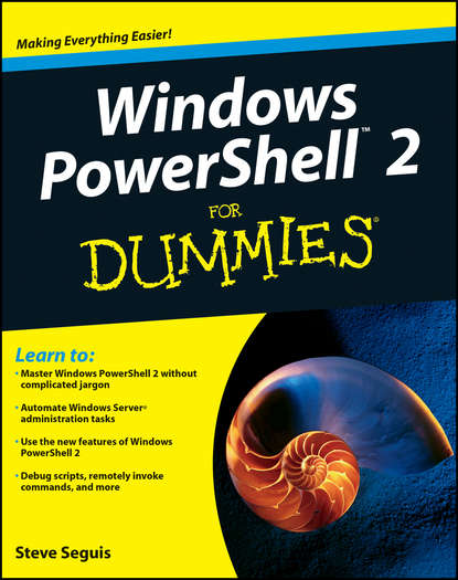 Steve Seguis Windows PowerShell 2 For Dummies injusa garden house of logs the hut multicolor with 2 windows and folding door recommended to children 2 years