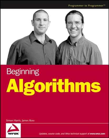 Simon Harris Beginning Algorithms mizanur rahman php 7 data structures and algorithms