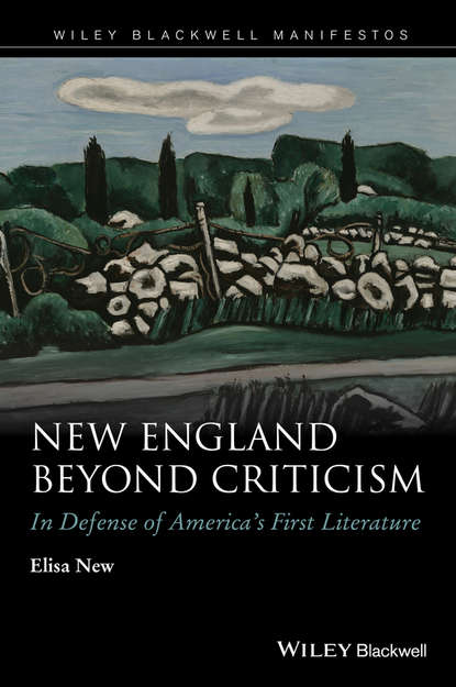 Elisa New New England Beyond Criticism. In Defense of America's First Literature william walton an expose on the dissentions of spanish america