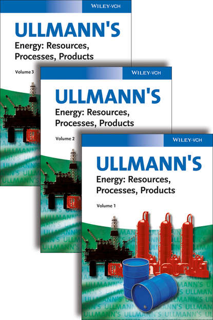 Ullmann\'s Energy. Resources, Processes, Products