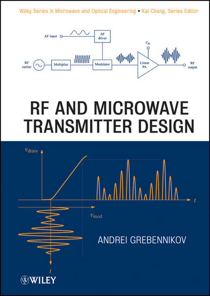 Andrei Grebennikov RF and Microwave Transmitter Design andrei grebennikov rf and microwave transistor oscillator design