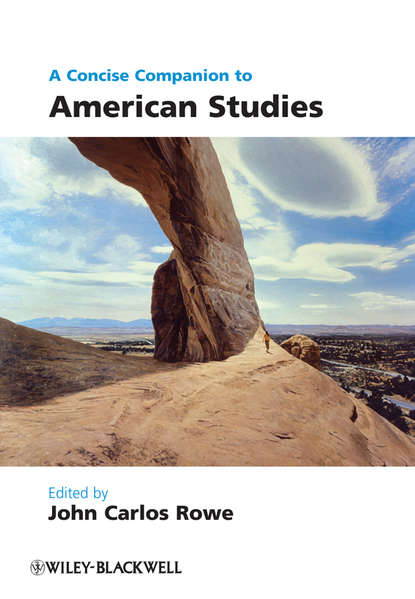 Фото - John Rowe Carlos A Concise Companion to American Studies patricia j campbell an introduction to global studies