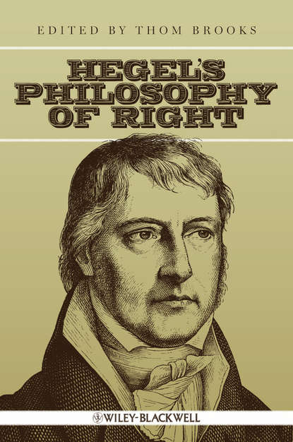 Thom Brooks Hegel's Philosophy of Right alejandra mancilla the right of necessity