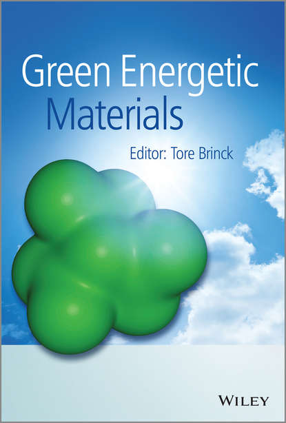 Tore Brinck Green Energetic Materials materials for sustainable sites