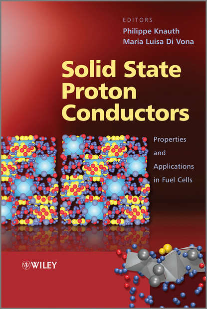 Фото - Vona Maria LuisaDi Solid State Proton Conductors. Properties and Applications in Fuel Cells proton ims 2290