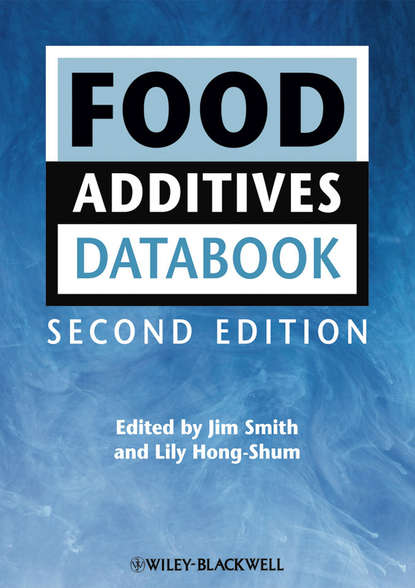 Фото - Smith Jim Food Additives Data Book titus a m msagati the chemistry of food additives and preservatives