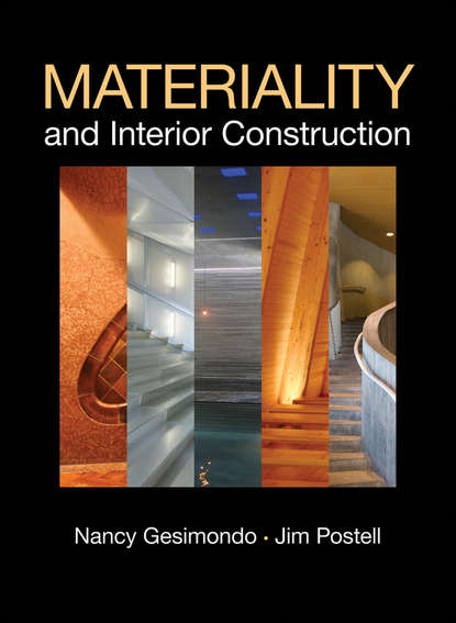 Фото - Gesimondo Nancy Materiality and Interior Construction forsyth michael interior finishes and fittings for historic building conservation